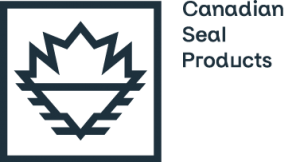 Logo Canadian Seal products - Blue